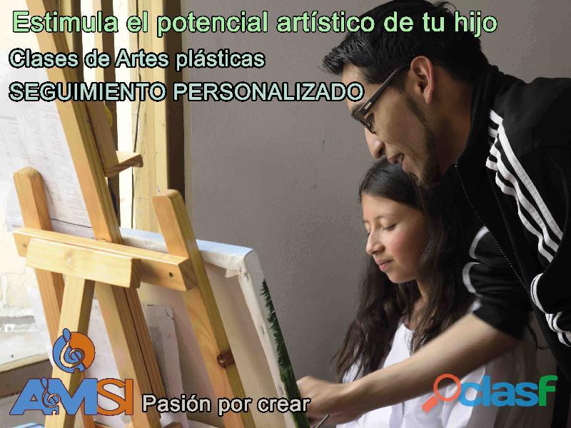 CLASES DE PINTURA PARA NIÑOS Y JÓVENES EN BOGOTÁ   Bogota