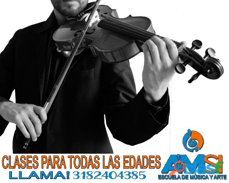CURSO DE MÚSICA PARA NIÑOS Guitarra, piano, canto, violín,batería, 4