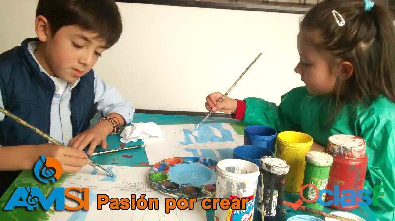 CURSOS DE ARTES PLÁSTICAS  Clases para Adultos y Niñ@s