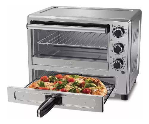 Horno convencional para pizza oster