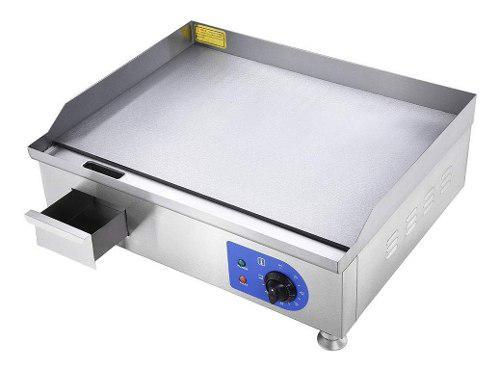 Parrilla 24 eléctrica de 1500w control temperatura