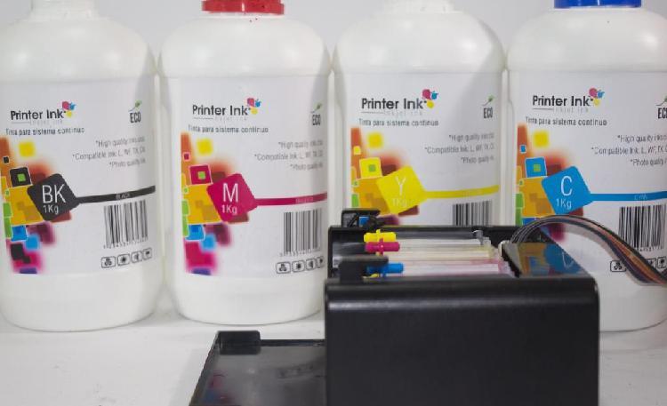 Tinta printer ink epson litro l210 l220 l355 l555 l575 tx xp