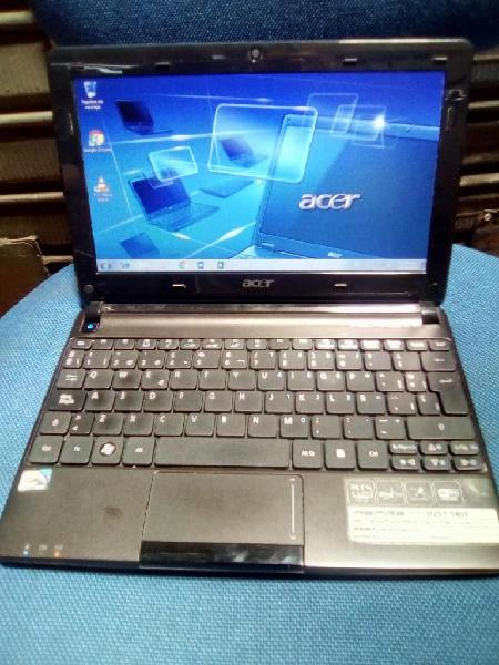 Acer aspire one - mini-laptop- intel atom 1.6 ghz