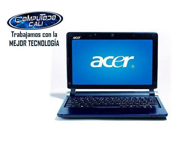 Laptop mini acer en computodo cali