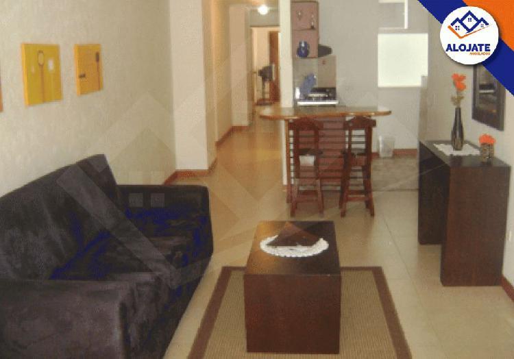 Apartamento amoblado en laureles id059