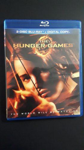Blu ray los juegos del hambre original