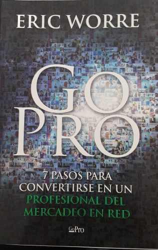 Libro go pro original en español