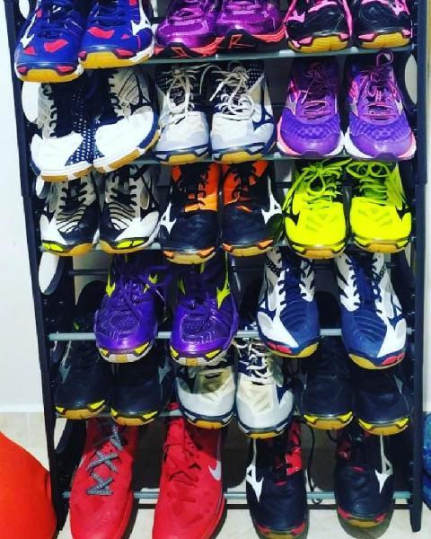 Zapatos mizuno asics nike adidas jordan