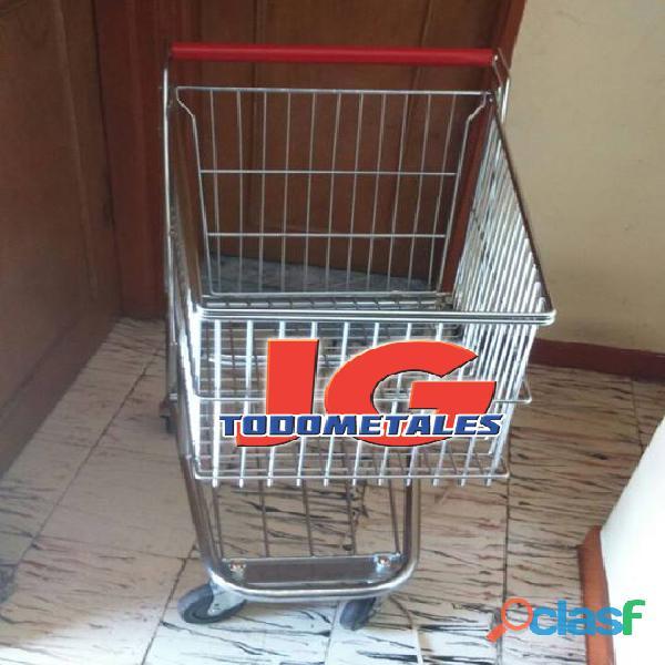 Puntos De Pago, Estantería pesada, Góndolas Para Supermercados 2