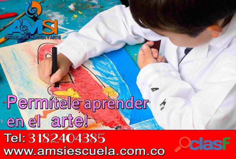CURSO DE PINTURA   CLASES PARA NIÑ@S Y ADULT@S.