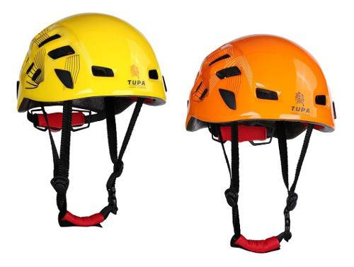 2 piezas casco de seguridad para escalada montañismo