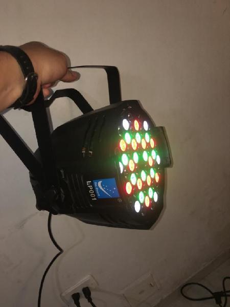 Alquiler luces y sonido