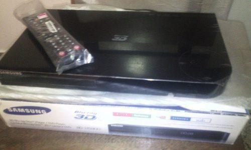 Blu ray samsung 3d modelo bde5900/zx... excelente!!!!!