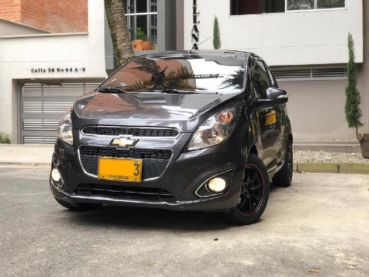 Chevrolet spark gt ltz 2016 impecable, en perfecto estado