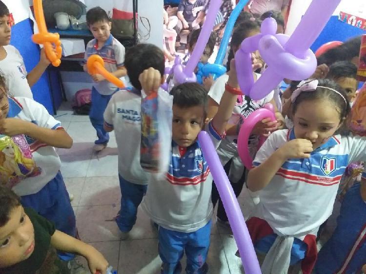 Hacemos de tu fiesta infantil divertida