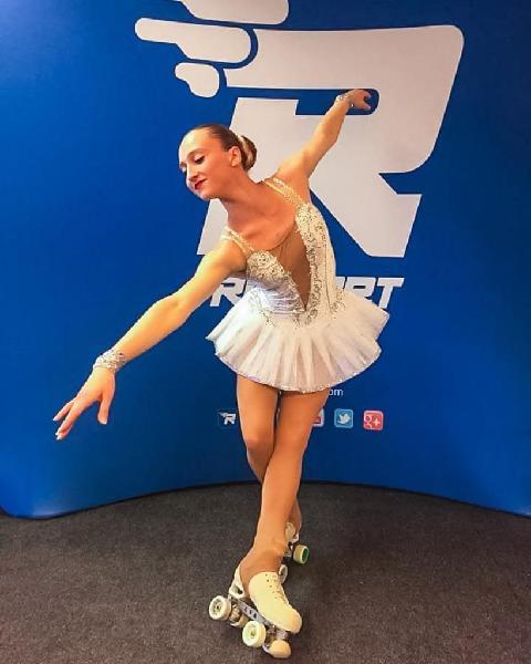 Botas patinaje artístico profesional