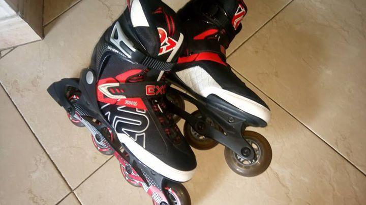 Patines linea profesionales k2 exo