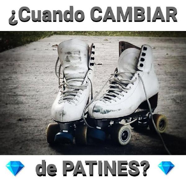 Patines profesionales patinaje artístico