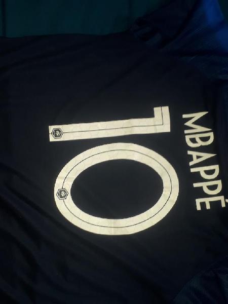 Vendo camiseta origin selección francia
