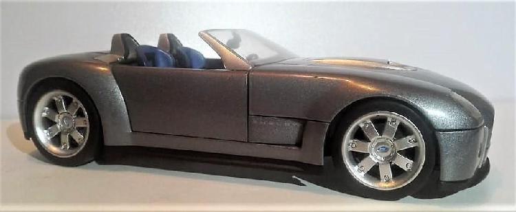 Carros de colección.diecast. escala 1/18. ford shelby cobra