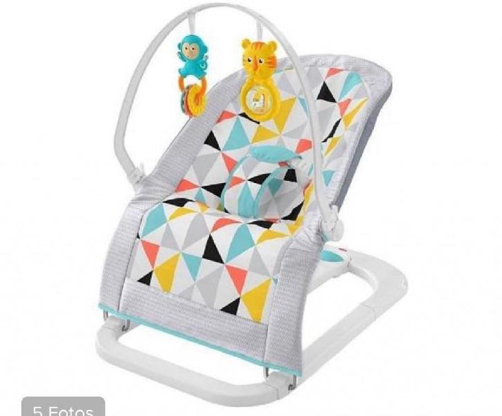 Silla vibradora nueva para bebé