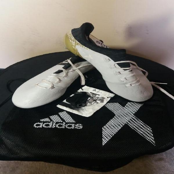 Guayos adidas techfit x nsg 17.1