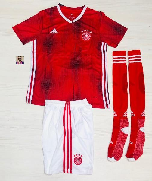 Uniforme de futbol alemania