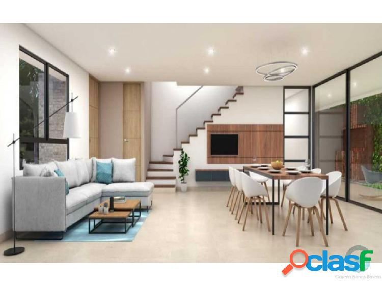 Proyecto - casas en venta - conjunto residencial