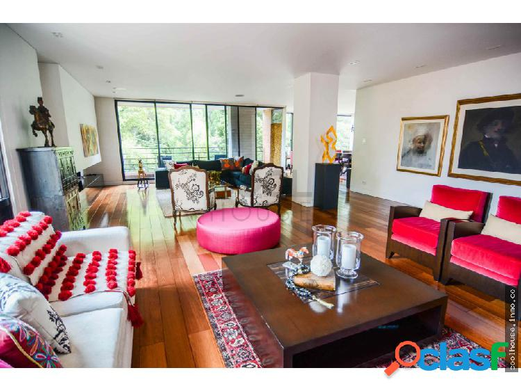Apartamento en venta/arriendo en chicó reservado
