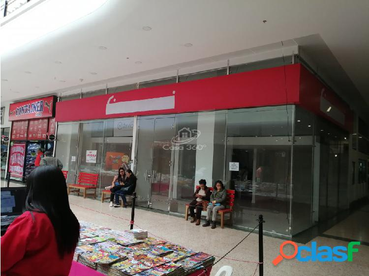 Se vende o arrienda local centro comercial iserra