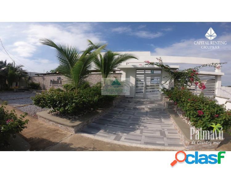 Venta de casa ubicada via pradomar puerto colombia