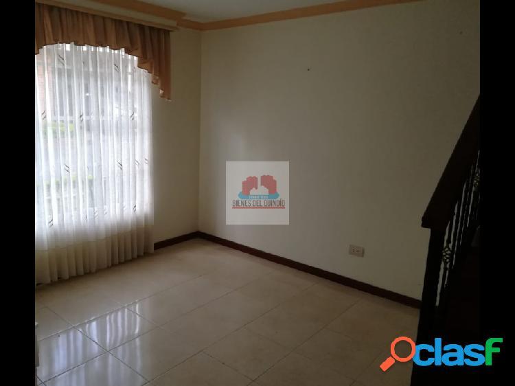 Casa para la venta en el oriente de armenia q.