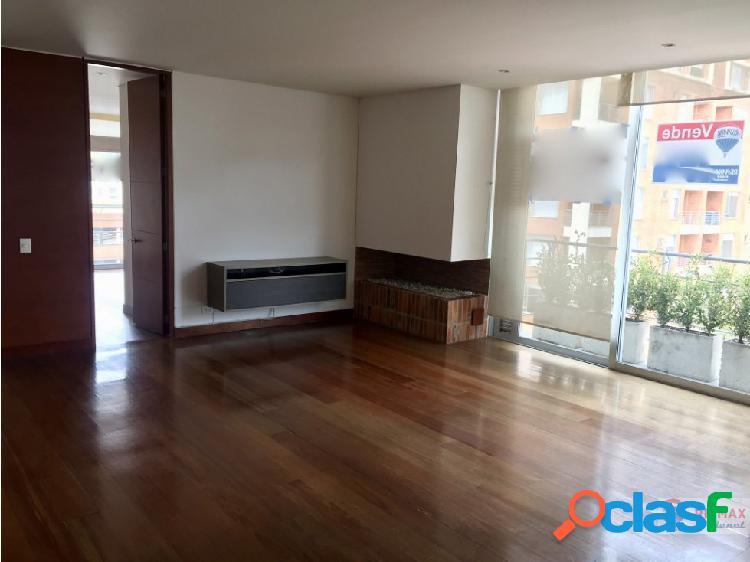 Venta apartamento, chico norte iii- bogotá, 90 mt2
