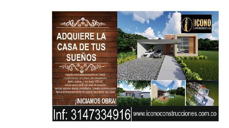 Casa nueva! ¡¡¡¡a tu gusto y presupuesto!!!!!!