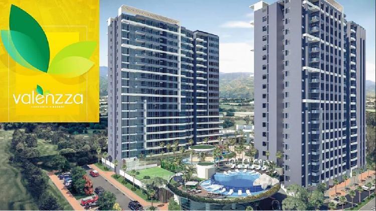 Proyecto valenzza venta de apartamentos sobre planos