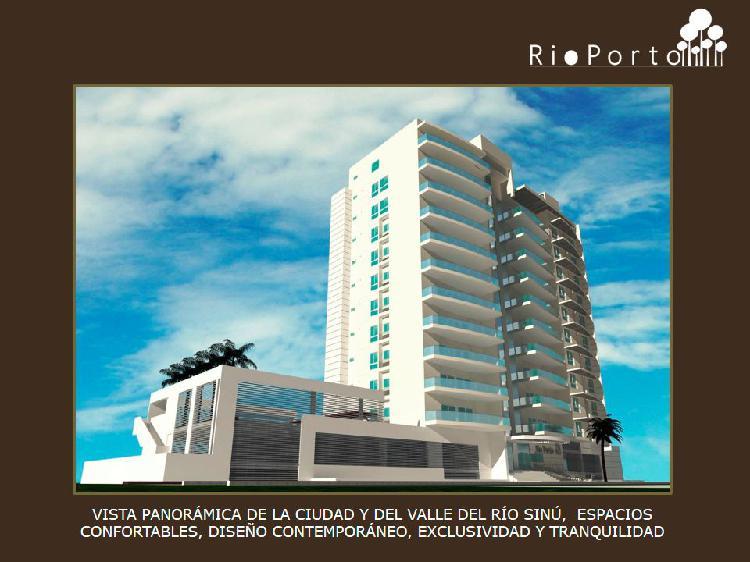 Se vende apartamento sector el recreo monteria