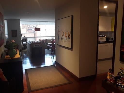 Venta de apartamento en los rosales chapinero bogota 117-618