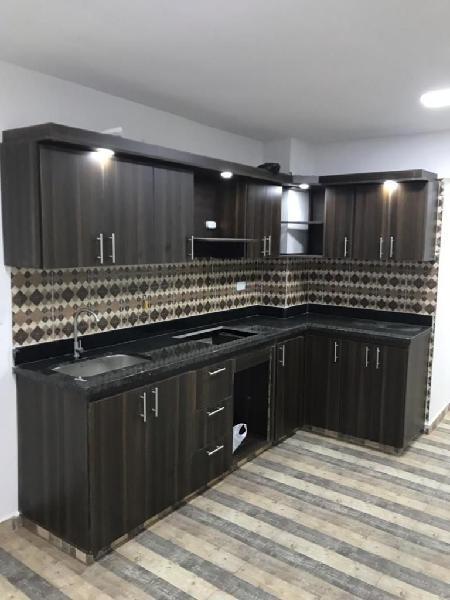 Venta de apartamento nuevo en cabañitas bello con amplios