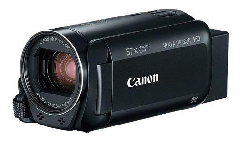 Video cámara canon vixia hfr800. nueva,original, garantía.