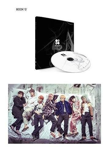 G bangtan boys 2do alas de bts vol 2 album cd folleto oficia