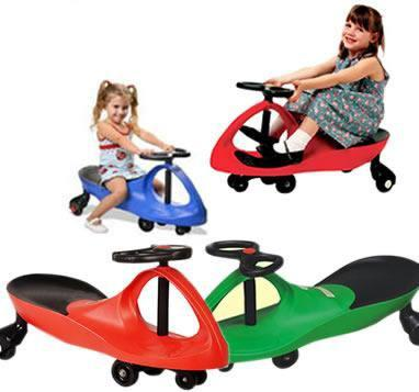 Swing car carrito sin pedales