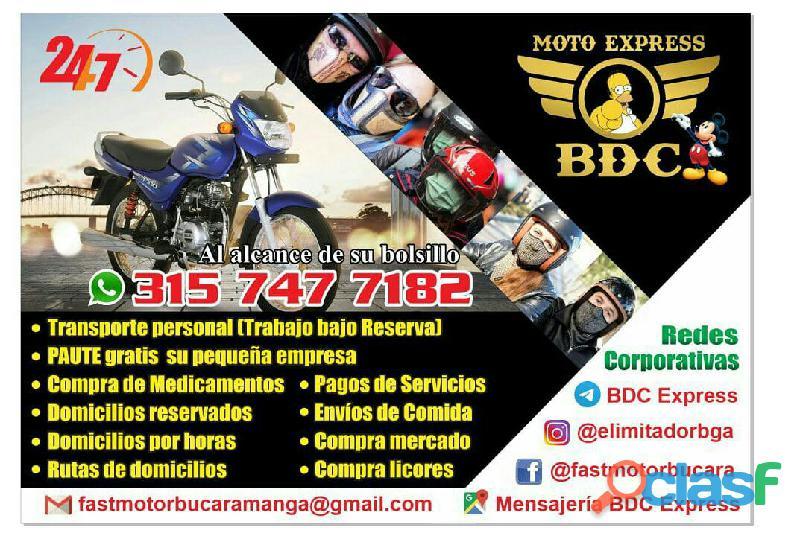 Mensajería Express