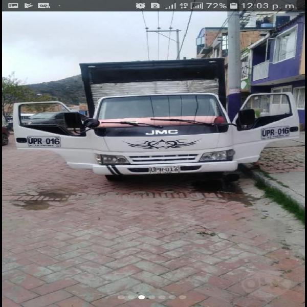 Vendo furgon jmc modelo 2007.