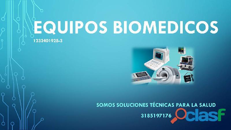 Equipos biomedicos en bogota