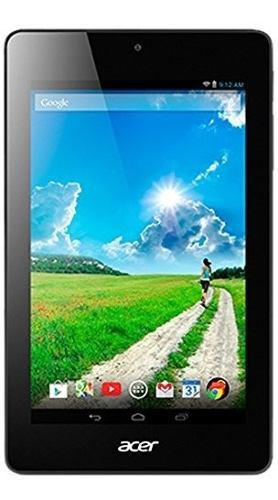 Acer iconia one 7 tablet 8gb android jelly bean 4.2 - negro
