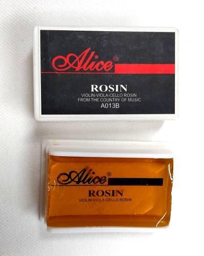 Colofonia Violin A013b Alice