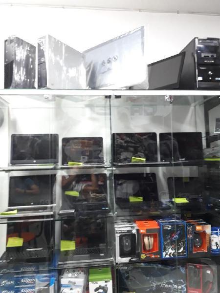 Computadores y portátiles garantizado