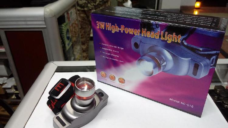 Linterna led hc526
