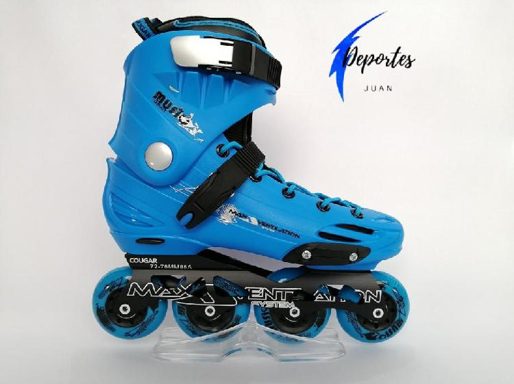 Patines seiprofesionales cougar 309