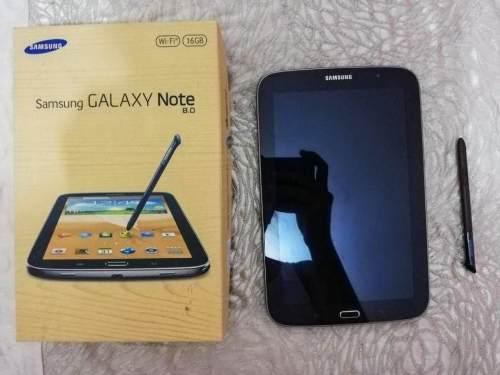 Tablet galaxy note 8 gt-n5110 vendo o permuto como nueva 1a